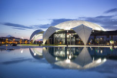 Nymphaea Aquapark σε Oradea, Ρουμανία Στοκ Φωτογραφία
