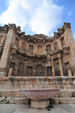 Nymphaeum - Jerash, Jordan Royalty Free Stock Images