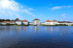 Nymphenburg Royalty Free Stock Images