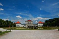 Nymphenburg Royalty Free Stock Image