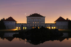 Nymphenburg Castle Munich Royalty Free Stock Images