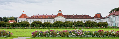 Nymphenburg castle, Munich, Germany Stock Photo