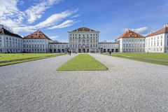 Nymphenburg castle in Munich, Germany Stock Photos