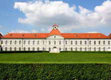 Nymphenburg Castle in Munich Royalty Free Stock Photos