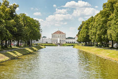 Nymphenburg Stock Photo