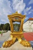 Nymphenburg Pałac Obrazy Royalty Free