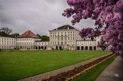 Nymphenburg Pałac Obraz Stock