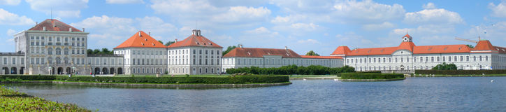 Nymphenburg Palace Stock Image
