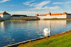 Nymphenburg Palace Royalty Free Stock Images