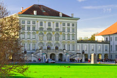 Nymphenburg Palace Royalty Free Stock Photography