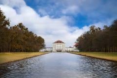 The Nymphenburg Palace Stock Image