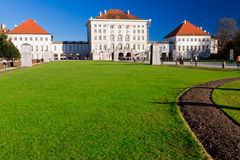 Nymphenburg Palace Germany Stock Photo