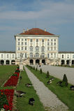 Nymphenburg palace in Munich Stock Photo