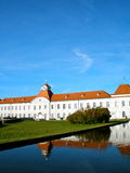Nymphenburg Palace in Munich Royalty Free Stock Photo