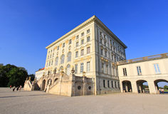 The Nymphenburg Palace in Munich Royalty Free Stock Photography