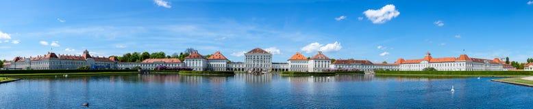 Nymphenburg Palace. Munich, Bavaria, Germany Royalty Free Stock Photo