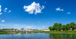Nymphenburg Palace. Munich, Bavaria, Germany Stock Photos