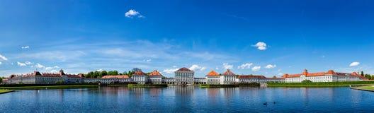 Nymphenburg Palace. Munich, Bavaria, Germany Stock Photography