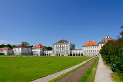 Nymphenburg Palace in Munich, Germany Stock Images