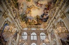Nymphenburg Palace Stock Photo