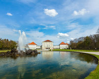 Nymphenburg Palace. Munich, Germany Royalty Free Stock Image