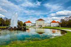 Nymphenburg Palace. Munich, Germany Stock Photography