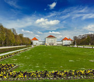 Nymphenburg Palace. Munich, Germany Stock Photo