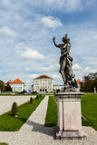 Nymphenburg Palace. Munich, Germany Royalty Free Stock Images