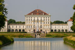 Nymphenburg Palace in Munich, Germany Stock Photos