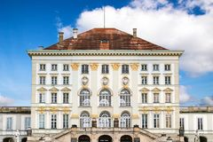The Nymphenburg Palace Royalty Free Stock Photography