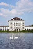 Nymphenburg Palace park, Munich Stock Image