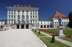 Nymphenburg Palast Lizenzfreies Stockbild