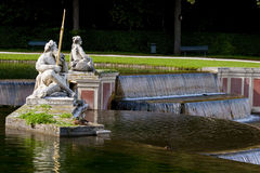 Nymphenburg park Royalty Free Stock Images