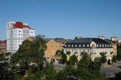 Здание муниципалитет Nynashamn Стоковые Изображения