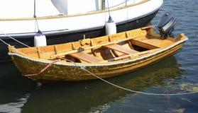 Nynshamn archipelag z marina w lecie fotografia royalty free