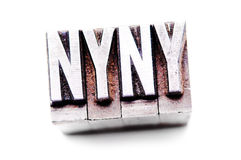 NYNY Royalty Free Stock Photography