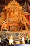 Nyoirin Kannon Bosatsu Budda Stock Image