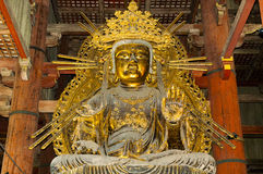 Nyoirin Kannon at Todaiji Temple in Nara Royalty Free Stock Photos