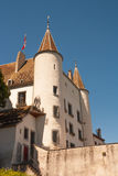 Nyon castle Stock Images
