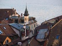 Nyon, Suiza Foto de archivo libre de regalías