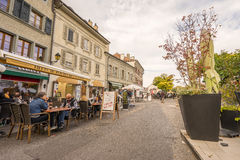 Nyon, Switzerland Royalty Free Stock Photo