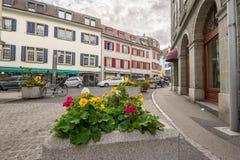 Nyon, Switzerland Stock Photo
