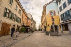Nyon, Switzerland Royalty Free Stock Image