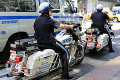 NYPD Стоковые Фотографии RF