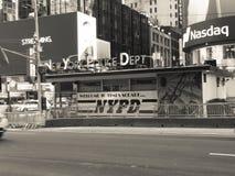 NYPD Fotografia Stock
