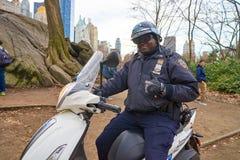 NYPD Fotografia de Stock Royalty Free