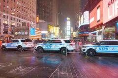 NYPD royaltyfri foto
