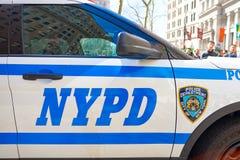 NYPD Arkivfoton