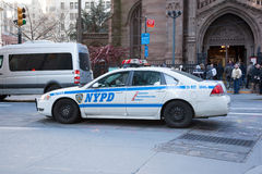 NYPD Blue Royalty Free Stock Images