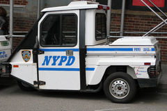 NYPD Parking Enforcement Vehicle Stock Photography